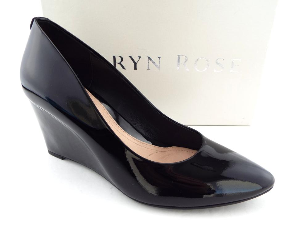 cff5e90a013 Taryn Rose Ysabella Isabella Isabell Round Toe Rochelle Black Pumps Image 0  ...