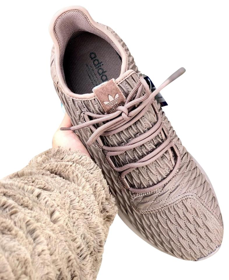 11cef27e3d adidas Trace Brown Men's Tubular Shadow Sneakers Size US 9.5 Regular (M, B)  17% off retail