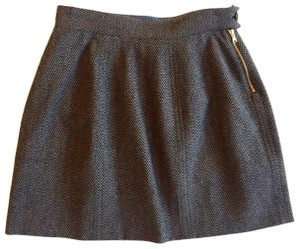Marc by Marc Jacobs Skirt Black & Gray