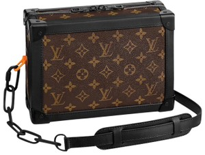 Louis Vuitton Canvas Off-white Virgil Cross Body Bag