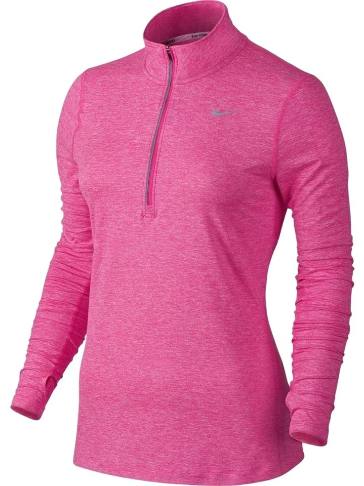 f2e4865d Nike Pink Thermal Performance Activewear Top Size 2 (XS) - Tradesy