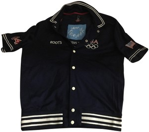 Roots OFFICIAL APPAREL OF OLYMPIC USA TEAM 2004 IN ATHENS