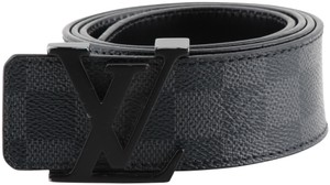 Louis Vuitton Louis Vuitton Damier LV Initiales 40MM Belt c8ecf528414
