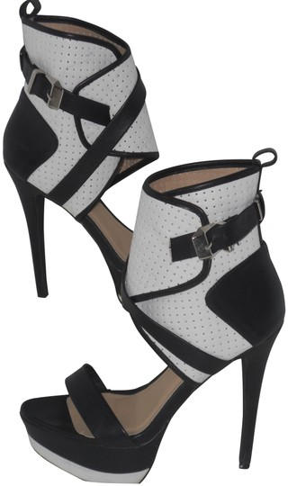 White High Heel Formal Shoes Size
