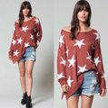 BY TOGETHER Stars Brick Sweater BY TOGETHER Stars Brick Sweater Image 3