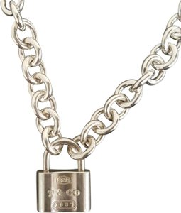 Tiffany & Co. Lock Necklace