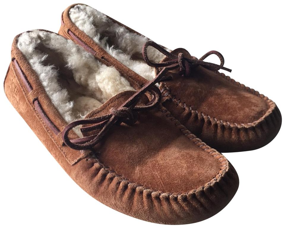 93a3a7bed86 UGG Australia Chestnut Dakota Moccasin Slipper Flats Size US 7 Regular (M,  B) 49% off retail