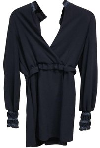 1411629bc6f Blue Zara Rompers   Jumpsuits - Up to 70% off a Tradesy