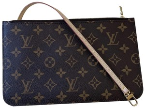 Louis Vuitton BRAND NEW LOUIS VUITTON NEVERFULL POUCH (GM or MM) WITH COPY RECEIPT