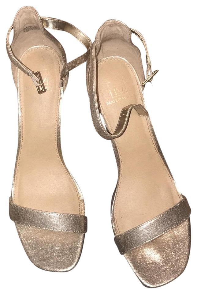 1fb34289ace7 Material Girl Gold Formal Shoes Size US 11 Regular (M
