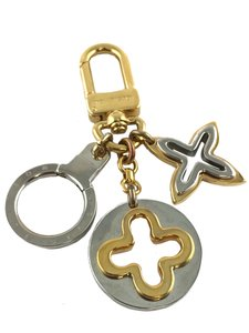 504478cf43d Louis Vuitton Gold Insolence Key Holder and Bag Charm - Tradesy