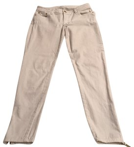 Michael Kors Skinny Pants white
