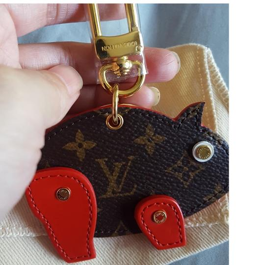 Louis Vuitton Pig Bag Charm And Key Holder Tradesy