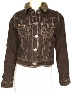75351d3dcf3c4b Women s True Religion Outerwear - Up to 70% off at Tradesy