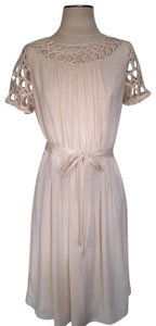 Miss Sixty short dress Cream on Tradesy