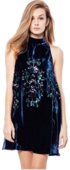 Item - Blue Jill's Sequin Night Out Dress Size 4 (S)