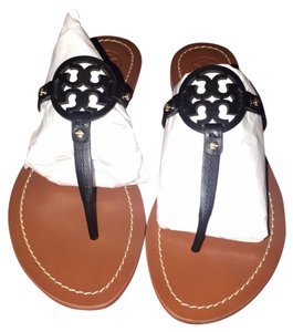 b603614cb130a Black Tory Burch Sandals - Up to 90% off at Tradesy