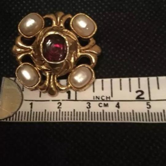 Chanel vintage Chanel Byzantine Gripoux Earrings Image 2