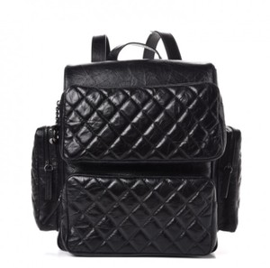 Chanel Travel Rare The Rock 5659 Backpack