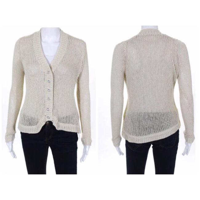 Preload https://img-static.tradesy.com/item/24715483/twelfth-st-by-cynthia-vincent-cream-and-silver-open-knit-cardigan-size-petite-0-xxs-0-0-650-650.jpg