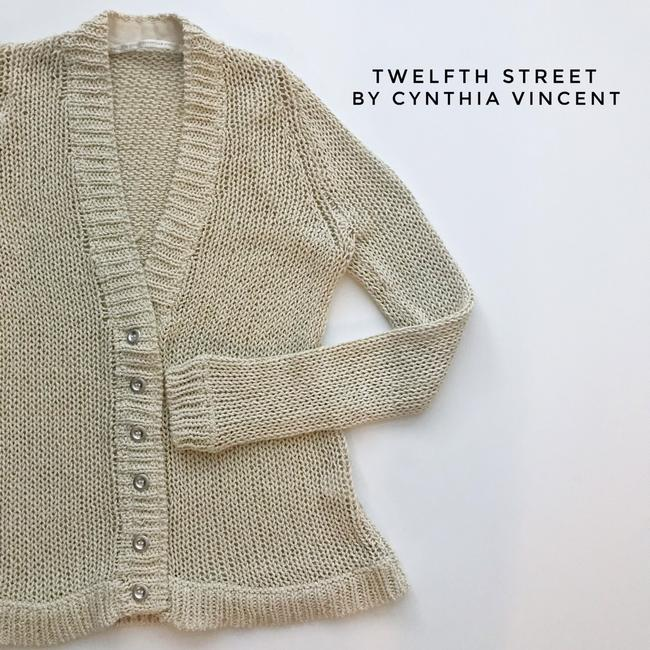 Twelfth St. by Cynthia Vincent Cardigan Image 1