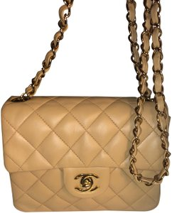 Chanel Mini Crossbody Bags - Up to 70% off at Tradesy (Page 7) a6d2949ba48e6