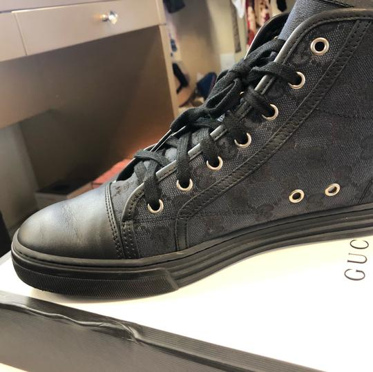 Gucci black Athletic Image 2