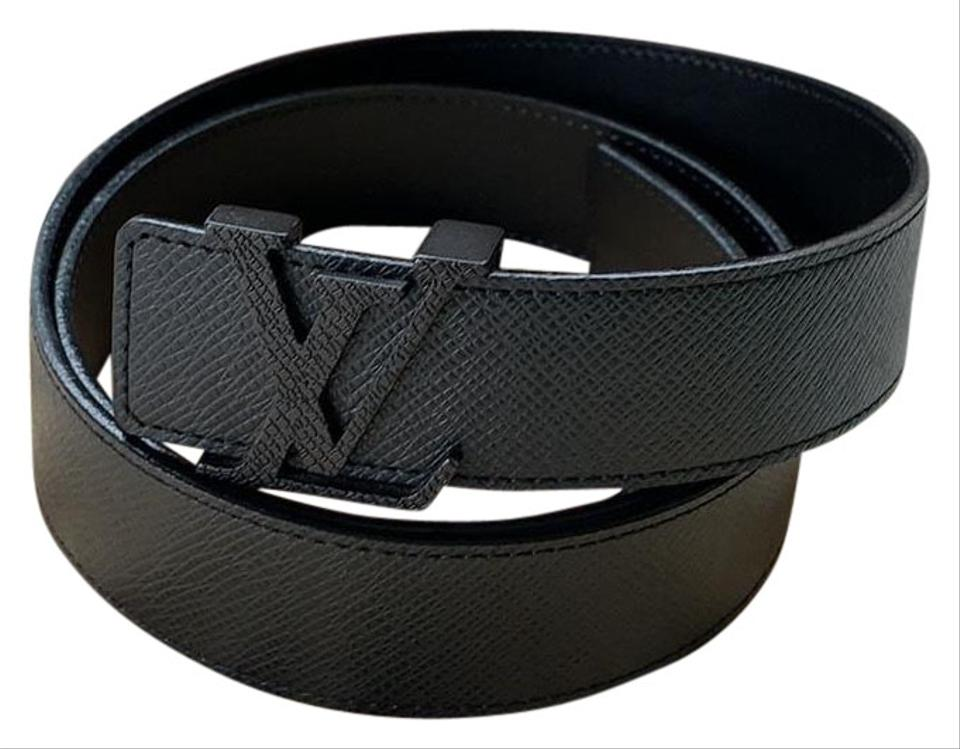 26b5fdb216 Black 35mm Initiales Belt