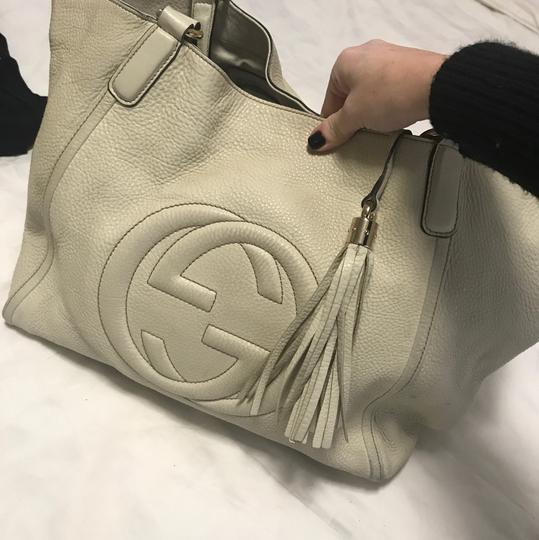 Gucci Satchel in cream/ivory Image 1