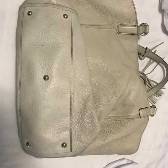 Gucci Satchel in cream/ivory Image 8