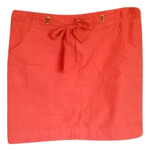 Daughters of the Liberation Skirt Coral