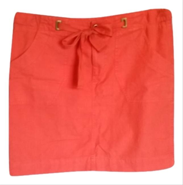 Daughters of the Liberation Skirt Coral Image 1