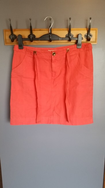 Daughters of the Liberation Skirt Coral Image 2