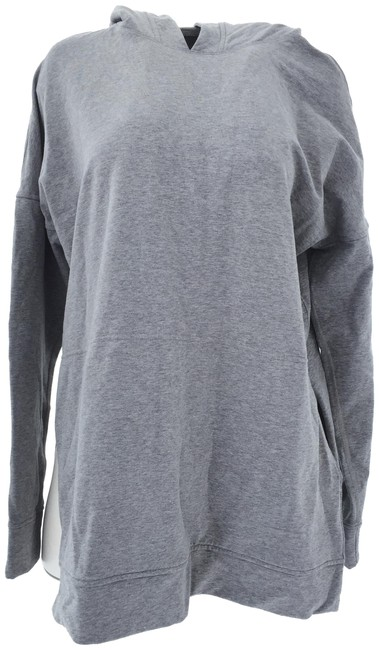 Item - Grey Pullover Activewear Outerwear Size 12 (L)