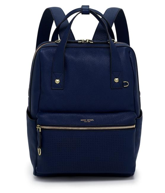 Item - Influencer - Eclipse *nwt* Blue Pebbled Leather Backpack