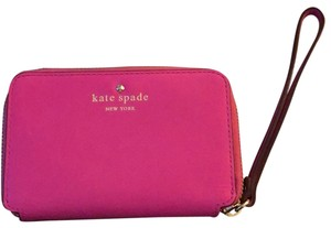 Kate Spade cell phone holder and wallet