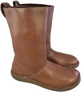 637d295b7bd Børn Woman Woman Size 7 Leather brown Boots