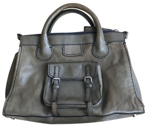 Chloé Satchel in Olive