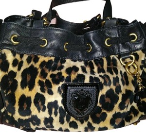 Juicy Couture Tote in Animal Print