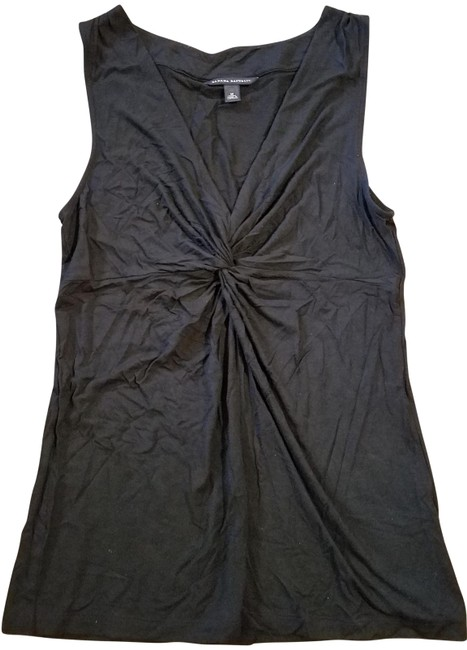 Preload https://img-static.tradesy.com/item/2471809/banana-republic-black-twist-tank-topcami-size-8-m-0-5-650-650.jpg