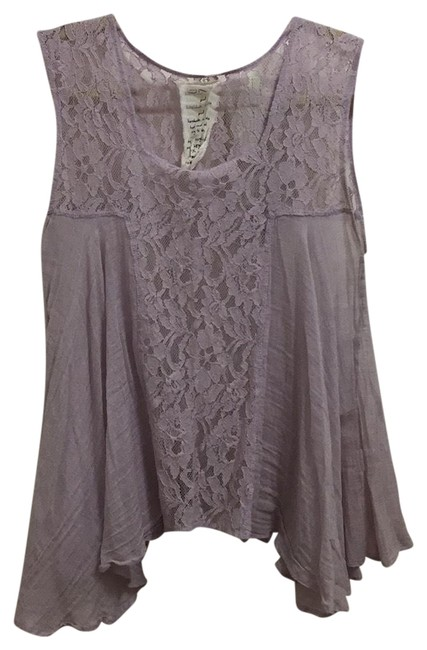 Preload https://img-static.tradesy.com/item/24718263/free-people-lavender-sheer-lace-sleeveless-flowy-blouse-size-4-s-0-1-650-650.jpg