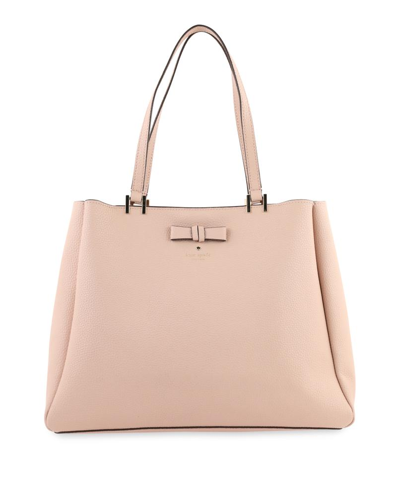 Spade Street Pink 71Off Bag Tote Nell Pershing Leather Kate Shoulder Retail jLqR3c45AS