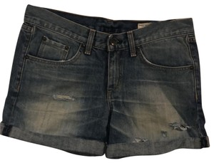 Rag & Bone Cuffed Shorts denim