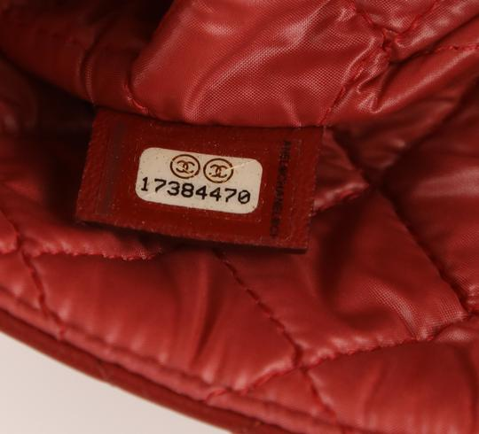 Chanel Quilted Leather Image 10