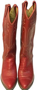 Justin Boots Vintage Read Boots