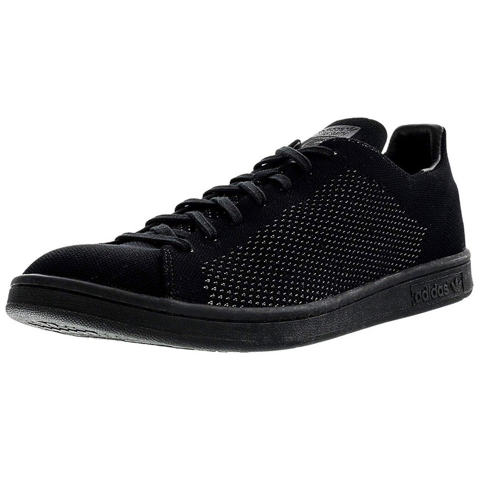 size 40 48636 4aaba adidas Black Stan Smith Primeknit Sneakers Size US 10 Regular (M, B) 27%  off retail
