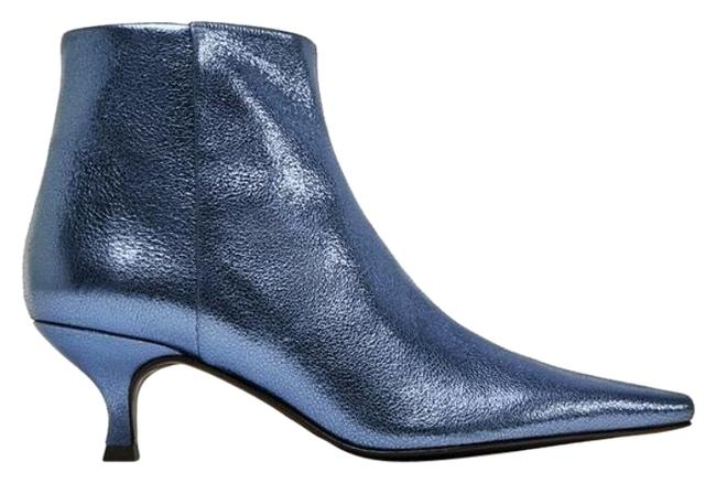 Item - Blue 6084/201/009 Boots/Booties Size US 7.5 Regular (M, B)