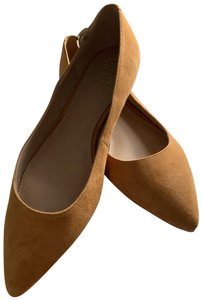 Tory Burch Tan Brown Flats