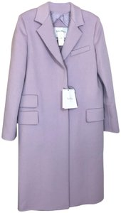 Max Mara Wool-cashmere Long Trench Coat