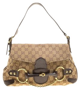 3d970ddc0d Beige Gucci Shoulder Bags - Up to 90% off at Tradesy